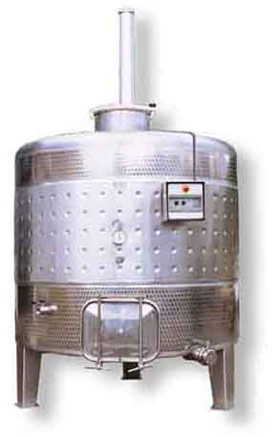 RM Series Automatic Punch-Down Fermentor
