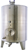 Cylindrical 500 - 2,000 Liter